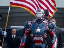 Patriotic Iron Man