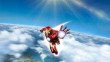Iron Man in video game