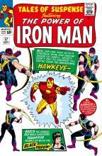 Iron Man comic book Tales of Suspense