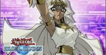 Promotional artwork of Ishizu as she appears in Duel Links!