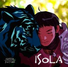 Isola is a thoughtful and beautiful title to read through