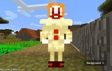 The remake of Stephen King's classic horror story 'IT' has inspired many amazing Skins based off the murderous clown!