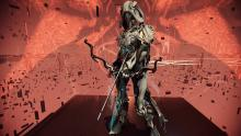 With her Exalted Weapon as the Artemis Bow, she is the Bow Master in Warframe.