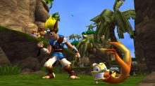 Naughty Dog kept the trilogy hits coming with Jak and Daxter