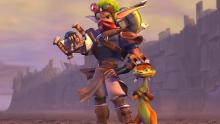 After the original game, Jak had a futuristic makeover