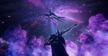 Stunning wallpaper of Jhin and Camille