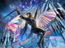 Dominaria enchantment to let your power fly