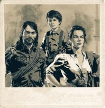 John martson Family  portrait