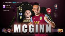 This 84 rated TOTW John McGinn is a brilliant all rounder available for a cheap price on FIFA 20.