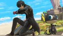The protagonist from the Persona franchise makes his Smash Bros. debut in Ultimate.