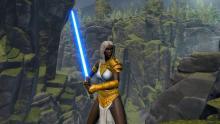 Jori Daragon's Armor