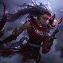 Blood Moon splashart is one of the best in the whole game