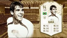 The best in the world during his prime, Kaka is one of the best icons on FIFA 20.