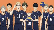 Which team are you rooting for? Is it our protagonists team or their rival schools?