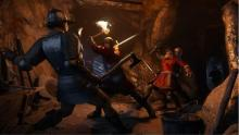 Combat is realistic, dangerous, and thrilling. Mastering it will make you feel like a medieval pro.