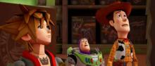Explore your beloved Disney character worlds, such as Toy Story and Monsters INC Monstropolis.