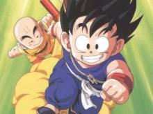 Dragonball, Goku, Krillin