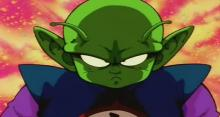 Once Piccolo hatched, he gained all the memories of his father/former-self King Piccolo. This resulted in his being a less-than-cheerful tyke, as he spent three years training for his rematch with Goku at the 23rd World Martial Arts Tournament.