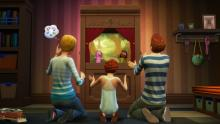 As fun as puppet theater goes, I think mods are what's needed for these kids.