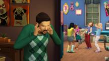 Cut your parent sims some slack and create interesting bustle within your child community instead!