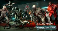 Battle against several distinct zombie types in this all-out war for survival