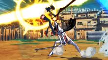 The game is base off the anime Kill la Kill