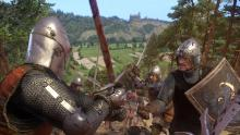 Learn swordfighting by sparring and battling in order to get revenge in Kingdom Come: Deliverance