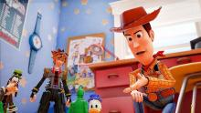 Toy Story makes their humble appearance for this latest addition to the franchise!