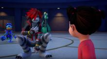 Sora and the gang are now monsters in the newest world that is Monster's Inc
