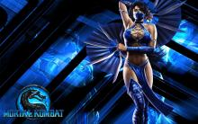Beautiful rendered wallpaper for Kitana