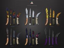 Prisma Case Knives