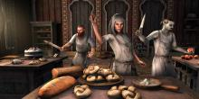 Joining a guild can be a good way of swapping recipes and ingredients rather then having to hunt them down yourself.