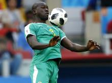 Kalidou Koulibaly plays defense for Senegal
