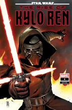 The Rise of Kylo Ren cover art