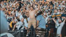 LA Galaxy has the best fans in the MLS on FIFA 20.