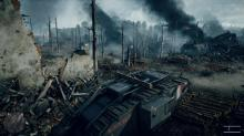 Don't forget to make use of Battlefield 1's powerful tanks, planes, and other vehicles