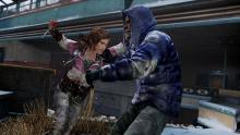 Ellie packs a mean punch/slash in The Last of Us. Underestimate her at your peril, it'll be the last mistake you make!