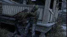In the Last of Us, Zombie aren't your only enemy.