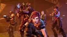 Lilith leads her group of vault hunters