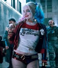 Harley is ready to get out on the streets and do some...good?