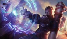 The Rogue Mage, Ryze