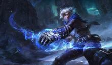 Ezreal, Frosted