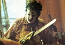 Leatherface wants to turn you into wearable face art.