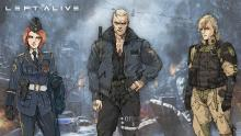 Left Alive features 3 distinct protagonists to play as and explore the narrative with.