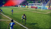 Legendary Eleven is a fun take on soccer.