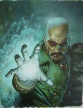 Mordenkainen is a famous caster from DnD's illustrious past, one of the most powerful arcanists to ever exist.