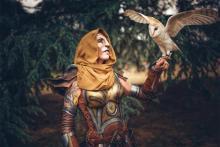 Elder Scrolls, Bethesda, Kajit Cosplay, LARP, SCA, real-life RPG