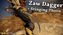 Sometimes a smaller Zaw is better. This is capable of killing enemies regardless of level, armor, and health.