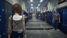 Inside the hallways of a high school, Life is Strange for a teenager girl, who misses her best friend.