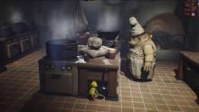 If you don't hide in Little Nightmares, you might be the food this terrifying chef is cooking.